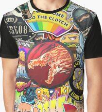 CS:GO Design: Stickerbomb #1 Graphic T-Shirt
