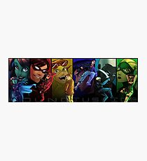 Young Justice Photographic Print