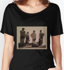 Accidental Dali Collage. Women's Relaxed Fit T-Shirt