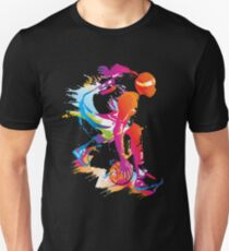 In love with Basketball, unisex design Unisex T-Shirt