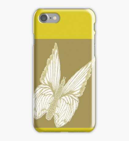Golden Butterflies see also kazm gilded-butterfly iPhone Case/Skin
