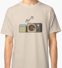 vinyls addict Classic T-Shirt