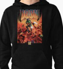 Doom - 1993 Poster PC FPS  Pullover Hoodie
