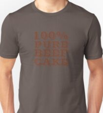 100% Pure Beefcake Unisex T-Shirt