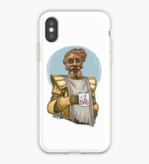 Giant Dad iPhone Case