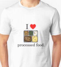 Processed Food Unisex T-Shirt
