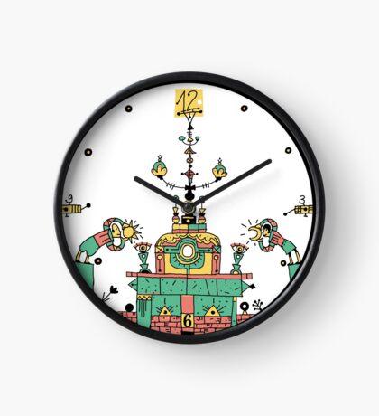 Gute Laune Turmuhr Uhr