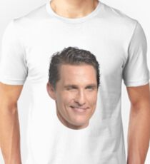 Matthew McConaughey's Head T-Shirt