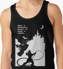 What a Horrible Night to Have a Curse Tank Top