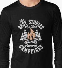Campfire Stories Long Sleeve T-Shirt
