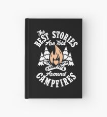 Campfire Stories Hardcover Journal