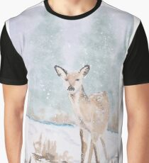 Winter visitor Graphic T-Shirt