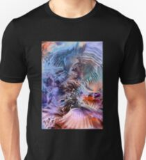 Beneath the reef path Unisex T-Shirt