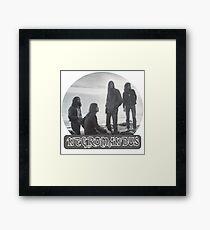 Necromandus - St Bees Cumbria - 1972 Framed Print