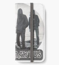 Necromandus - St Bees Cumbria - 1972 iPhone Wallet/Case/Skin