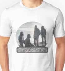 Necromandus - St Bees Cumbria - 1972 Slim Fit T-Shirt