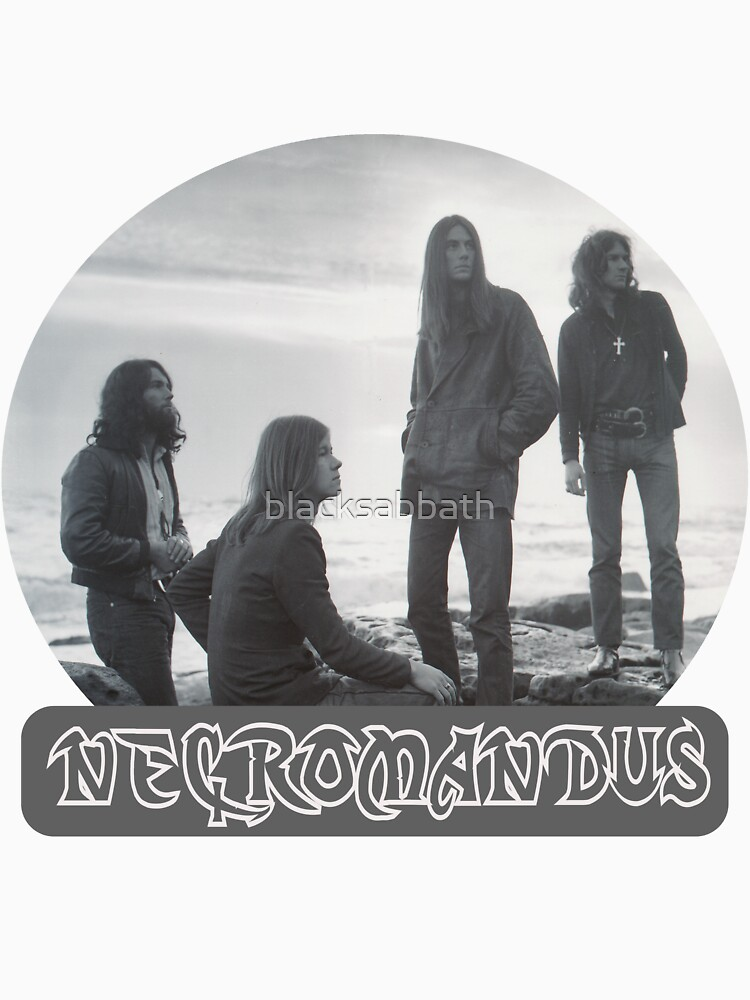 Necromandus - St Bees Cumbria - 1972 by blacksabbath
