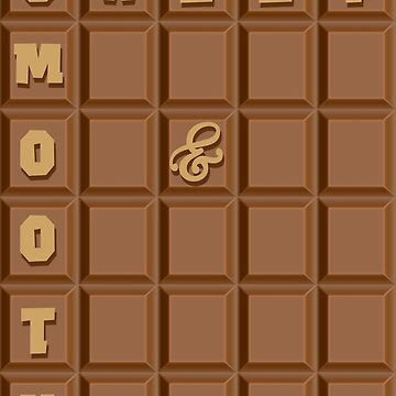 Sweet and smooth chocolate design by dno123