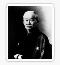 Jigoro Kano JUDO Sticker