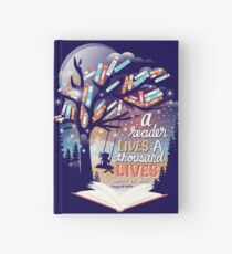 Thousand lives Hardcover Journal