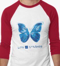LIFE IS STRANGE - BUTTERFLY Men's Baseball ¾ T-Shirt