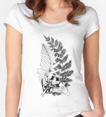 The last of Us- Ellie Women's Fitted Scoop T-Shirt