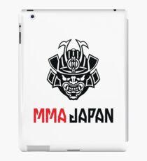MMA Japan Stuff iPad Case/Skin