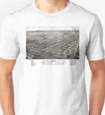 River Falls-Wisconsin-1880 Unisex T-Shirt