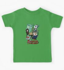 Adventure Time-Lord Generation 12 Kids Tee