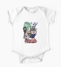 Adventure Time-Lord Generation 12 One Piece - Short Sleeve