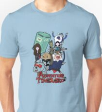 Adventure Time-Lord Generation 12 Unisex T-Shirt