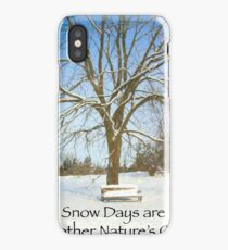 To MotherNature iPhone Case/Skin