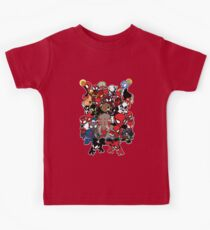 Spidey across time and space Kids Tee