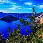 Creator Lake by Richard Bozarth