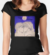 HH - Erumike  Women's Fitted Scoop T-Shirt
