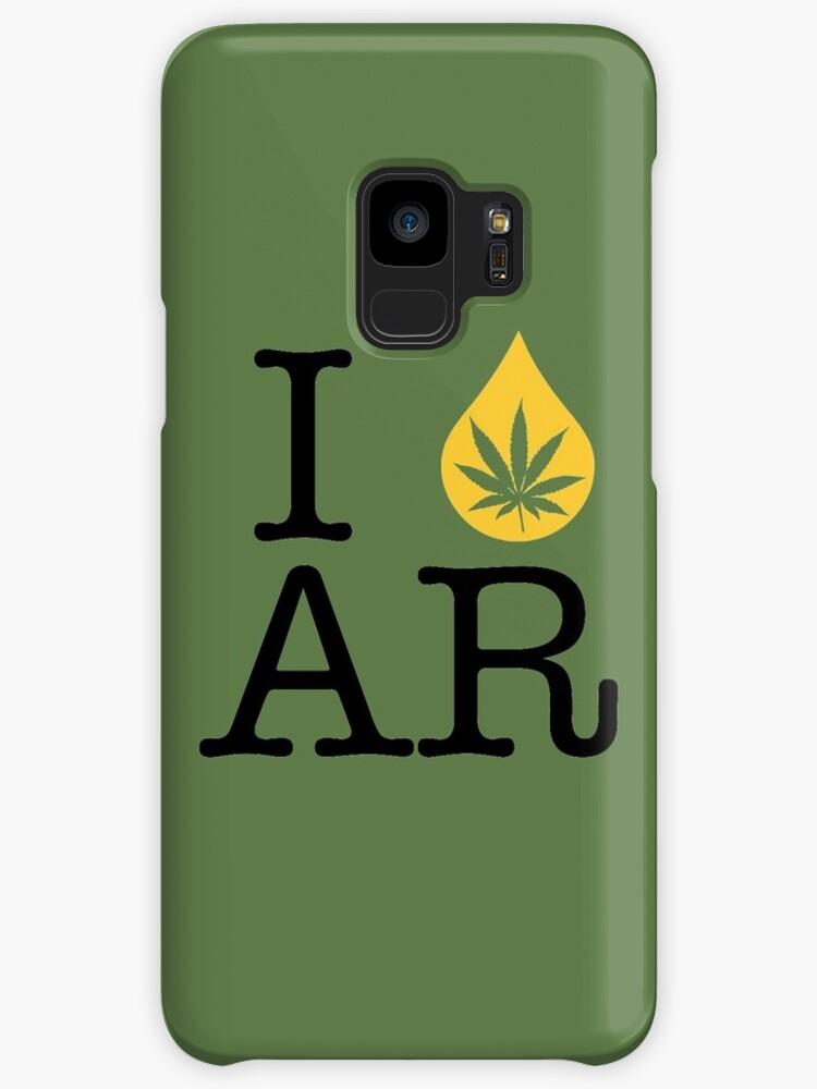I Dab AR (Arkansas) by LaCaDesigns