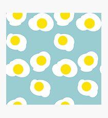 Eggs Photographic Print