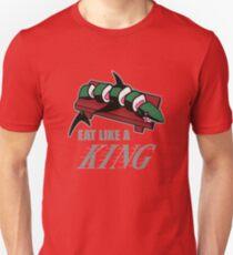 eat like a king Unisex T-Shirt
