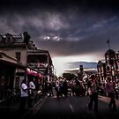 Castlemaine State Festival 2013 - Print 1 by Sherene Clow