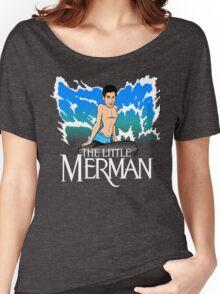 The Little Merman Women's Relaxed Fit T-Shirt