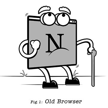 Old Browser by corywaydesign