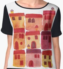 Tuscany Women's Chiffon Top