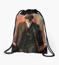 peaky blinders Drawstring Bag