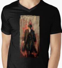 peaky blinders Men's V-Neck T-Shirt