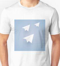 Paper airplane T-Shirt