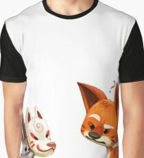 Sly Rabbit Graphic T-Shirt