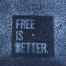 free is better by rateotu