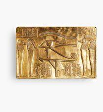 Ancient Egyptian Eye of Horus  Leinwanddruck