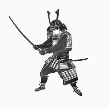 Samurai (Black) by satorenalin