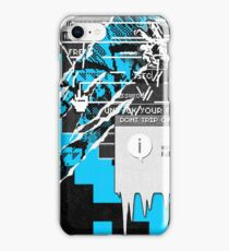 WATCH_DOGS 2 - DedSec (ATTACK OF THE ERROR) iPhone Case/Skin